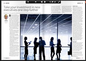 Business First Article by Norah Breekveldt - Executive Derailment