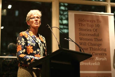 Norah Breekveldt - Speaking Engagements